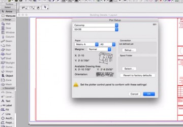 Printing in ARCHICAD