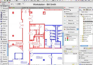 Teamwork in ARCHICAD