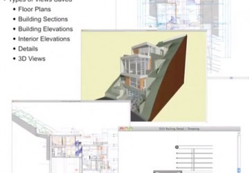 Saved Views in ARCHICAD