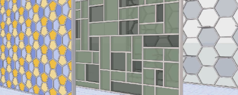 Modeling Curtain Walls & Storefronts
