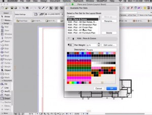 ARCHICAD Template