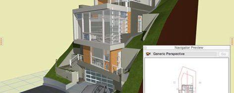 Defining 3D Perspective & Parallel Views
