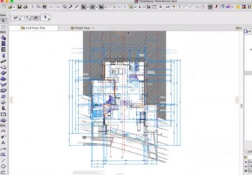 Plan Drawings in ARCHICAD