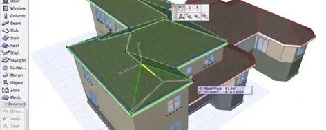 Complicated Roof Forms for Residential