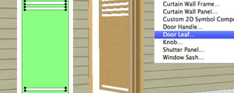 Creating Custom Door & Window Components